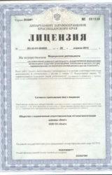 лицензия стор.1